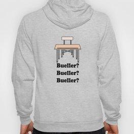 Bueller?  Bueller? Bueller?  Hoody