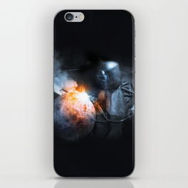 Creation of the Universe iPhone Skin