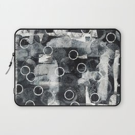 It's Not All Black and White Laptop Sleeve