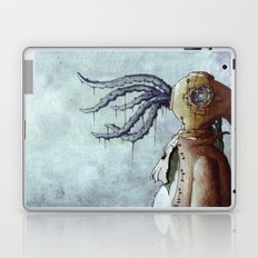 The Octopus Man Laptop & iPad Skin