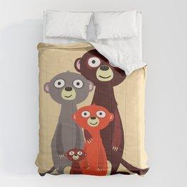 The Meerkat Family Comforters