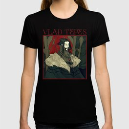 Vlad Tepes T-shirt