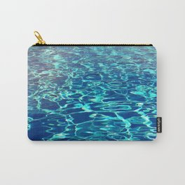 Designer Pool Water Carry-All Pouch