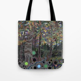 Forest of perceptions Tote Bag
