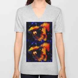 Spirit of the Horse Unisex V-Neck