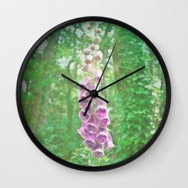 wiʟd Wall Clock