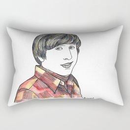 Howard Wolowitz Rectangular Pillow