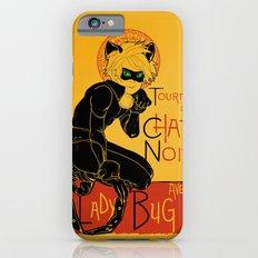 Black Cat and Ladybug Slim Case iPhone 6s