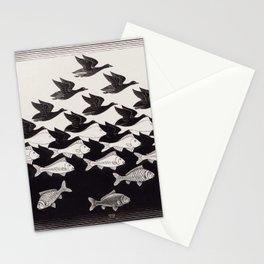 escher - be different Stationery Cards