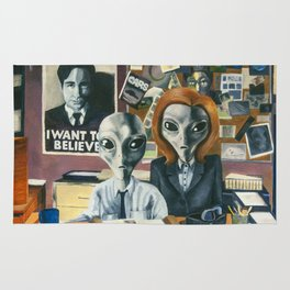 X-Files - Agent Grey Rug