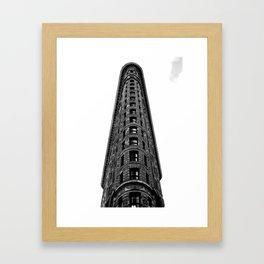 Fuller Building - Fifth Avenue Framed Art Print