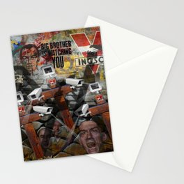 ingsoc Stationery Cards