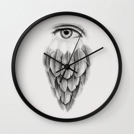 Life Under His Eye Wall Clock