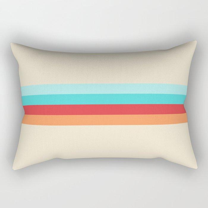 Vintage T-shirt No2 Rectangular Pillow