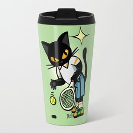 Tennis player Travel Mug