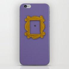 Purple Door iPhone & iPod Skin