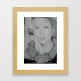 Eve Framed Art Print
