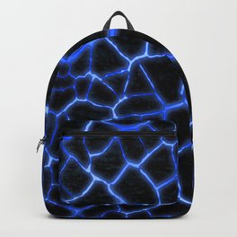 Blue Inferno Magma Backpack