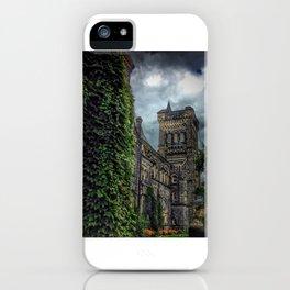 Ivy Walls at University of Toronto iPhone Case