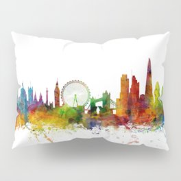 London England Skyline Cityscape Pillow Sham
