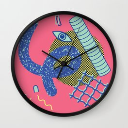 The Swell Wall Clock