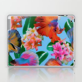 Hawaiian Print III Laptop & iPad Skin