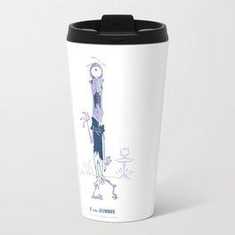 Z is for Zombie Travel Mug