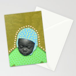 Acquiring Superpowers Stationery Cards