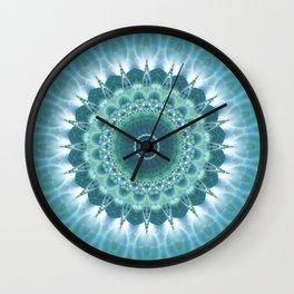Mandala Free Soul Wall Clock