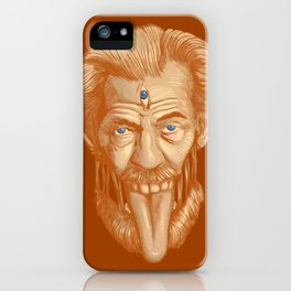 The Greatest Dead Wizard iPhone Case