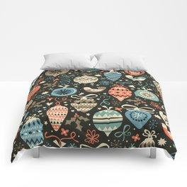 Festive Folk Charms Comforters