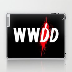 What Would Dexter Do? Laptop & iPad Skin