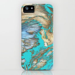 Woody Water iPhone Case