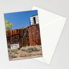 Donovan Mill Tanks Stationery Cards