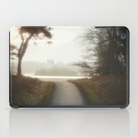 ruben ireland iPad Cases featuring Ireland Path by Richard George Davis
