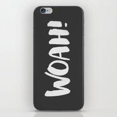 WHOA! iPhone & iPod Skin