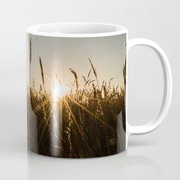 Wyoming Wheat Field Sunset Coffee Mug