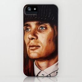 Tommy Shelby iPhone Case
