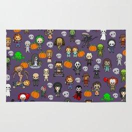 halloween horror special blanket Rug