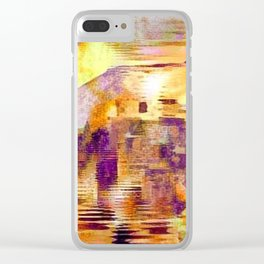 Medieval Stirling Clear iPhone Case
