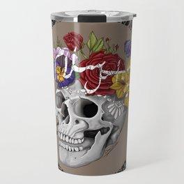 Skull of Life Travel Mug