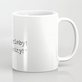 Herman Melville quote 14 Coffee Mug