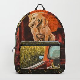 Farm Dog Backpack