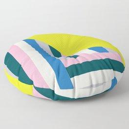 Grid Floor Pillow