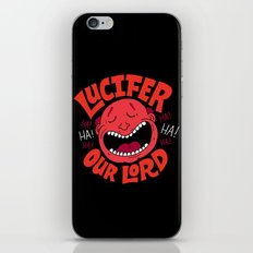 LOL Lucifer iPhone Skin