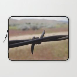 Don't Fence Me In Laptop Sleeve