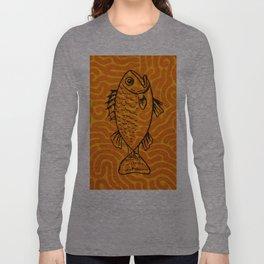 Fish brain reef  Long Sleeve T-shirt