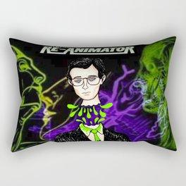 The Re-Animator Rectangular Pillow
