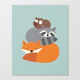 Dream Together Canvas Print