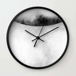 Touching Planets Wall Clock